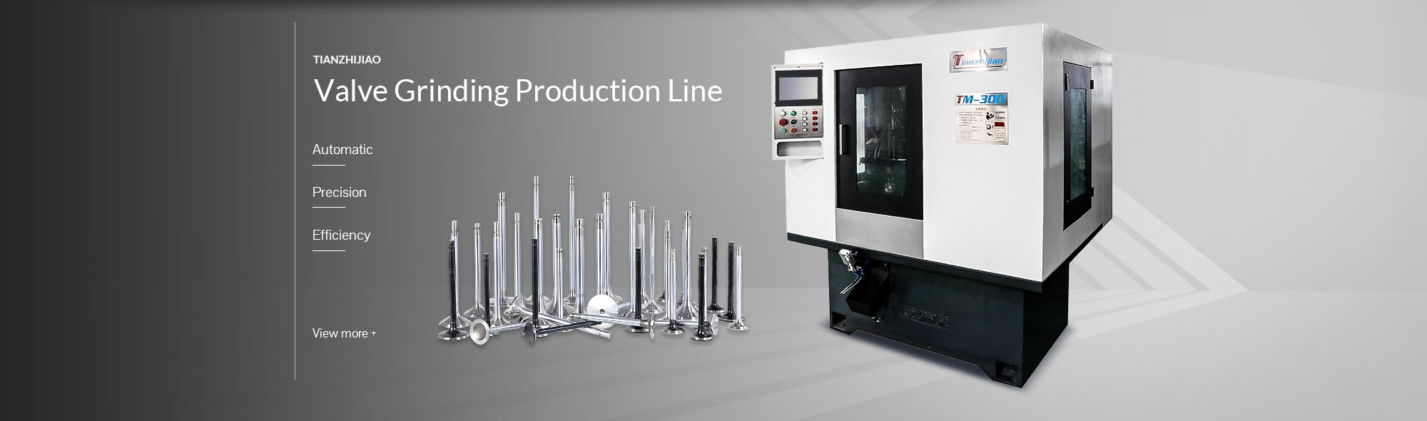 Valve Grinding Production Line